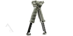 Tactical Vertical Grip Pod Green