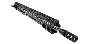 "DTT Customs ""Grizzly Ray"" LR-308 Featuring Aero Precision M5 Upper 18"" Ultra-Match 416R Stainless .308 WIN 1-10T Straight Fluted Barrel 16.5"" M-Lok Handguard (Assembled or Unassembled)"