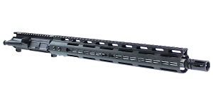 "Davidson Defense ""Gyrfalcon"" AR-15 Upper Receiver 16"" 5.56 NATO Stainless 1-9T Barrel 15"" KeyMod Handguard (Assembled or Unassembled)"