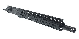 "Davidson Defense ""Headstrong"" AR-15 Upper Receiver 16"" 5.56 NATO QPQ Nitride 1-7T Barrel 15"" M-Lok Handguard (Assembled or Unassembled)"