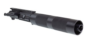 "Davidson Defense ""Helix"" AR-15 Pistol Upper Receiver 7.5"" 5.56 NATO Stainless 1-7T Barrel 9"" Smooth Tube Handguard (Assembled or Unassembled)"