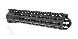 "AIM Sport AR-15 13.5"" Rifle Length Free Float Slim Keymod Handguard"