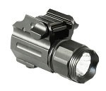 Aim Quick-Release Subcompact/Compact Flashlight 150 Lumens