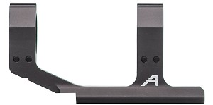 "Aero Precision Ultralight 1"" Scope Mount, Extended - Anodized Black APRA210400"