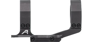 Aero Precision Ultralight 30 mm Scope Mount, Extended - Anodized Black