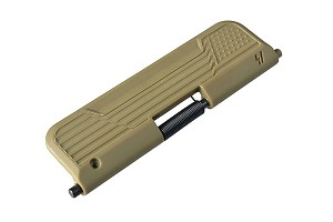 Strike Industries AR Enhanced Ultimate Dust Cover 223 Flag Ver2 - FDE