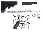 Trinity Force LE Stock AR- 15 Finish Your Lower Rifle Kit