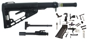 Rodgers Stock AR-15 Finish Your Rifle Kit 5.56/.223/.300 BLKOUT