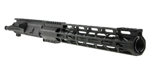"Davidson Defense ""Helius"" AR-15 Pistol Upper Receiver 10.5"" .300 Blackout 4150 CMV 1-7T Heavy Barrel 12"" M-Lok Handguard (Assembled or Unassembled)"