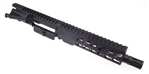 "Davidson Defense ""American-Made"" Pistol Upper W/ 7.5"" Stainless 5.56 Nato 1:7 Barrel & Super Slim Handguard"