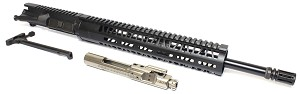 "Davidson Defense AR-15 Fully Completed Upper Kit With Fail Zero BCG -16"" Nitride 5.56 NATO 1:8 Barrel - 12"" M-Lok Handguard"