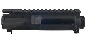Davidson Defense Stripped Upper with M4 Feedramps - 7075 T6 Aluminum