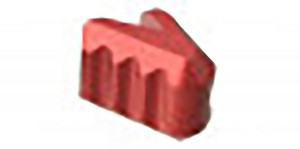 Strike Industries Iso Tab - Red