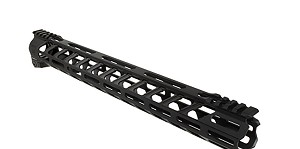 "Fortis SWITCH™ AR15 MOD 2 Rail System - 15.3""  MLOK"