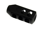 Davidson Defense 5.56 .223 1/2x28 Tanker Muzzle Brake - USA Made