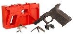 Poly 80 PF940C 80% Compact Pistol Frame Kit - Cobalt