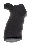 U.S. Defense MATRIX Super Resilient Rubberized Pistol Grip AR-15 Ambidextrous Rubber Black