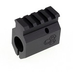 LAR Grizzly Standard Rail Gas Block .750 With Screws