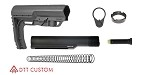 Delta Deals Ar-15 Mission First Tactical Minimalist  Stock W/ Buffer Tube Kit