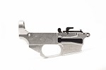 80% 9mm Billet Lower Receiver Raw For Glock Mag W/ LRBHO