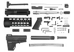 ANDERSON RIFLE COMPANY PISTOL COMPLETE PISTOL KIT MINUS LOWER AND BCG