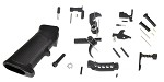 US Armament Complete Mil-Spec Lower Parts Kit Lpk with MMC Poly Trigger Guard  (Made In The USA) Gov Contract Supplier