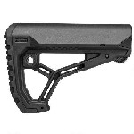 Fab Defense Ar-15 Skeleton Mil-Spec & Commercial Sized Butt Stock   **Black**