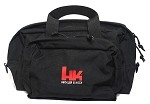 HECKLER & KOCH HK MULTI PURPOSE RANGE BAG/CASE - BLACK --