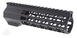 "Davidson Defense AR-15 ""Journey"" 7"" KeyMod Handguard, Hexagonal Cutout"