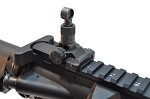 Genuine knights Armament Folding Micro Rear Sight, 200-600 Meter Adjustable - Brand New In Original sealed Package