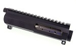 LAR Grizzly AR-15 Ops-4 Left Charging Right Discharge Upper Complete Assembly & Wmd Nickel Boron Bolt Carrier (Perfect For Right Handed Shooters)