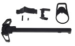 Premium Ambidextrous Upgrade Kit - Charging Handle, Safety Selector, End Plate, Trigger Guard