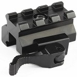 Multi Function Compact QD Riser Mount Base - Quick Release