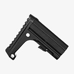 Trinity Force Defender Ultralight L1 100% Aluminum with Rubber Overmold Heavy Duty Stock Mil Spec Sized for Ar & m4 Rifles (stock only)