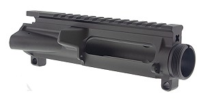 "Davidson Defense AR-15 ""Guapo"" Stripped Upper Receiver - .458 SoCom/.450 Bushmaster/.45 ACP"